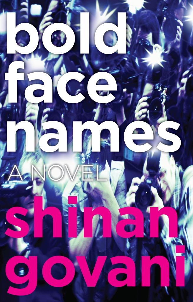 Bold Face Names