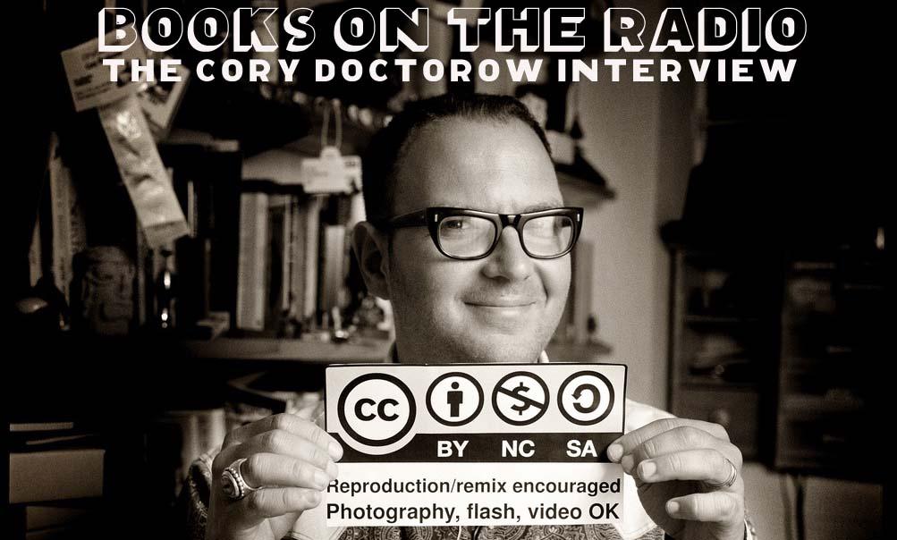 Cory Doctorow Banner